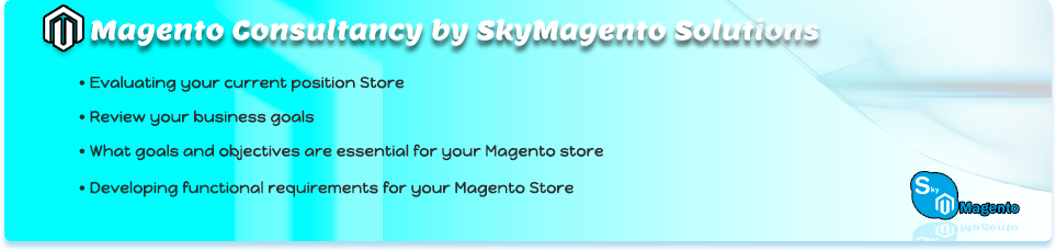 Magento Consultation Services By SkyMagento Solution